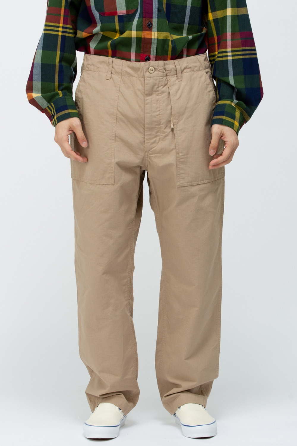 FATIGUE PANT COTTON RIPSTOP KHAKI