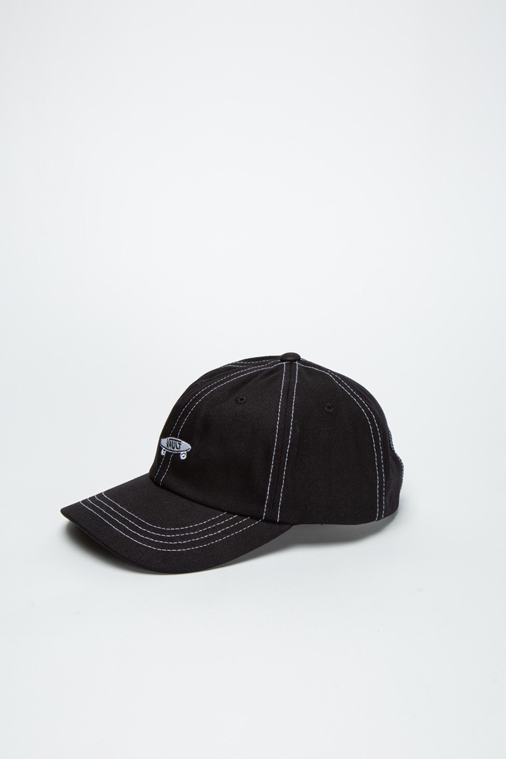VAULT OG CURVED BILL JOCKEY BLACK