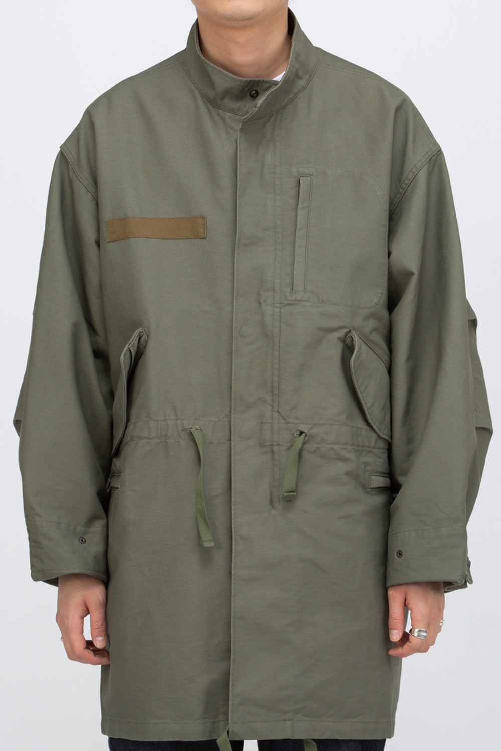 (SCULP EXCLUSIVE)M65 FISHTAIL PARKA OLIVE