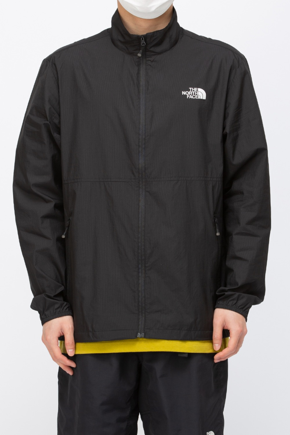 (NJ3LM04) M'S FLYHIGH JACKET BLACK