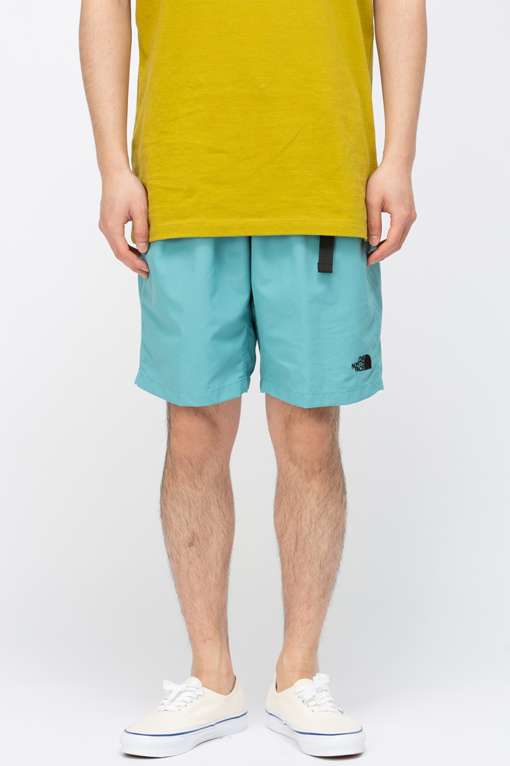 (NS6NM20) PROTECT DAILY SHORTS EMERALD