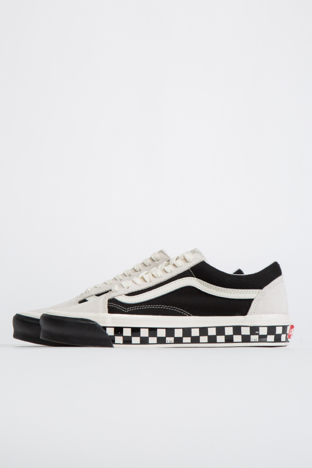 OG OLD SKOOL LX(BUMPER CARS)MARSHMALLOW/BLACK