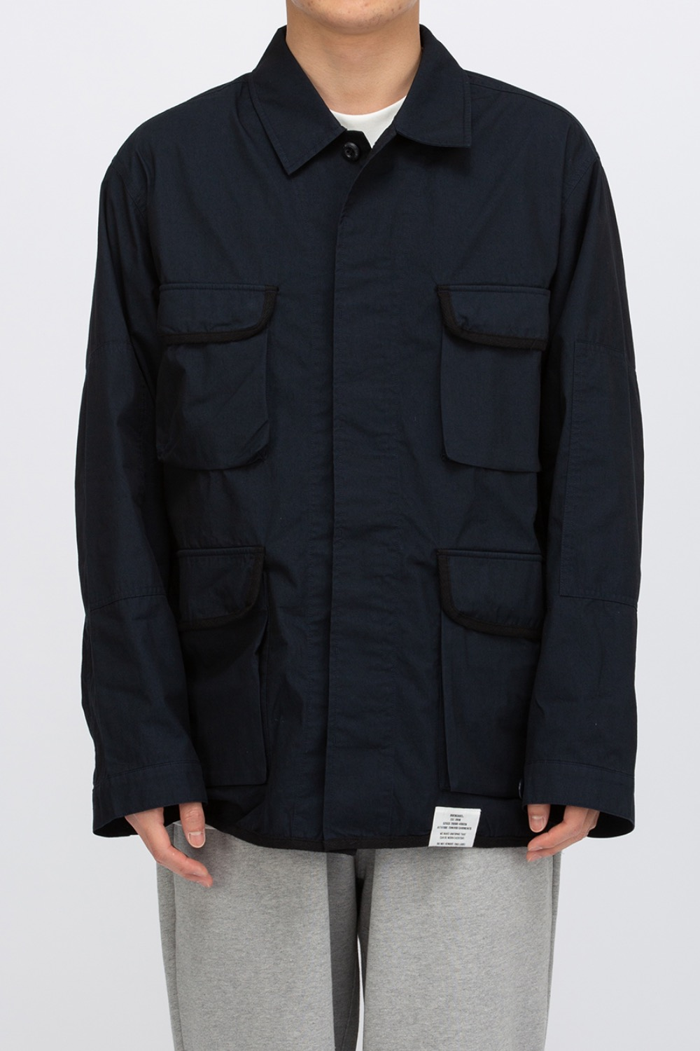 VALUE BDU JACKET NAVY