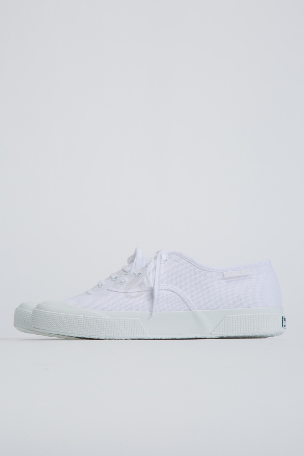 KAPTAIN SUNSHINE X SUPERGA TRAINER LOW WHITE
