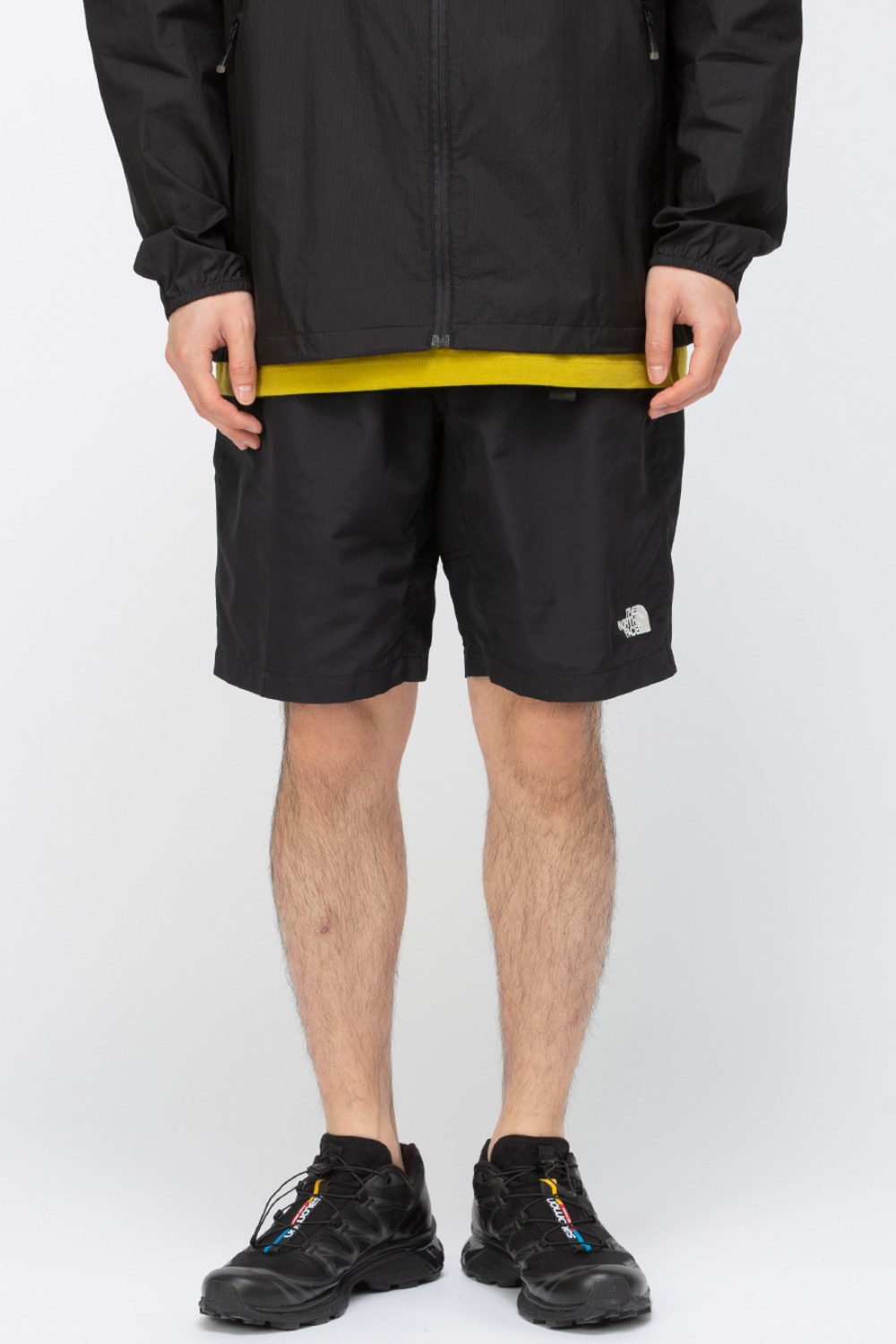 (NS6NM20) PROTECT DAILY SHORTS BLACK