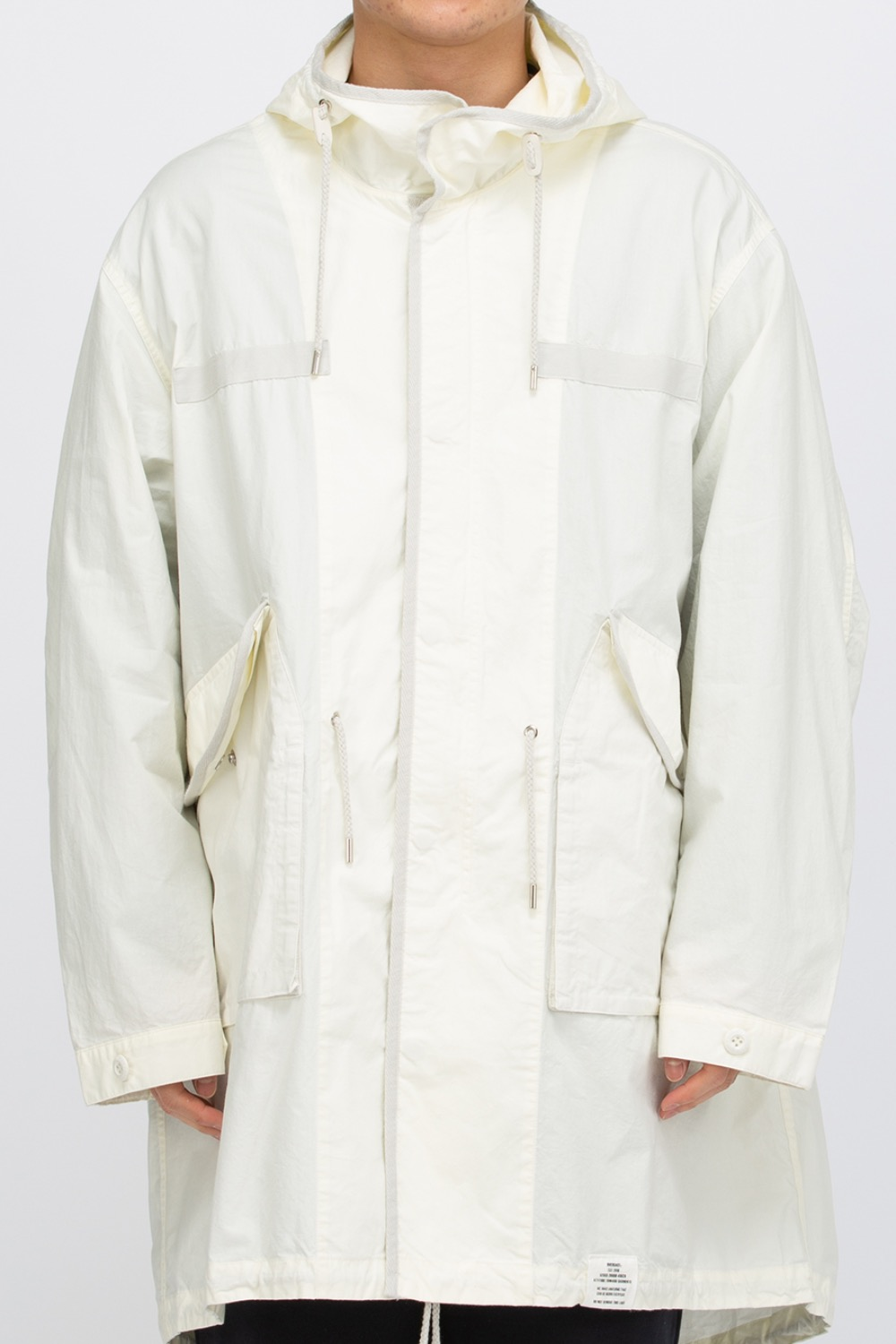 M-65 FISHTAIL PARKA CREAM