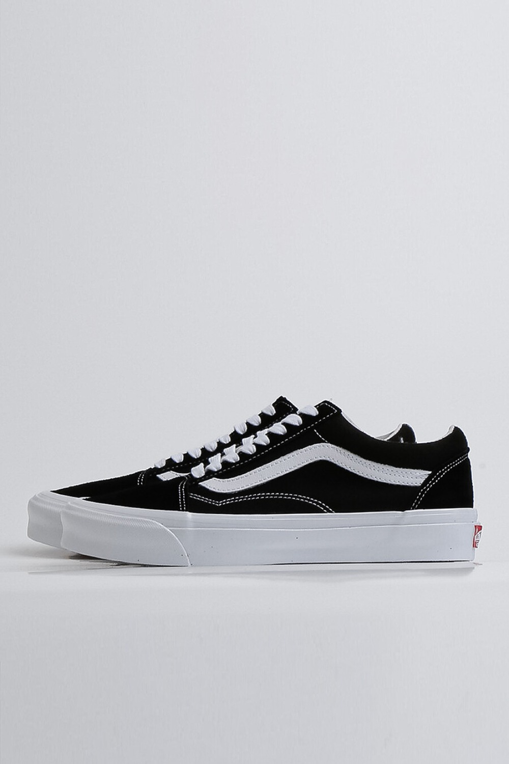(RESTOCK)OG OLD SKOOL LX(SUEDE/CANVAS) BLACK/TRUE WHITE