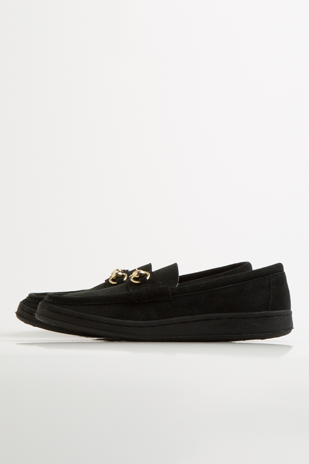 BOTCH SUEDE(MNB-021B-S) BLACK
