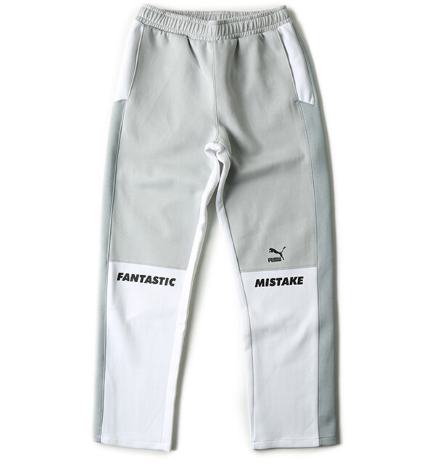 PUMA x ADER ERROR PANTS WHITE