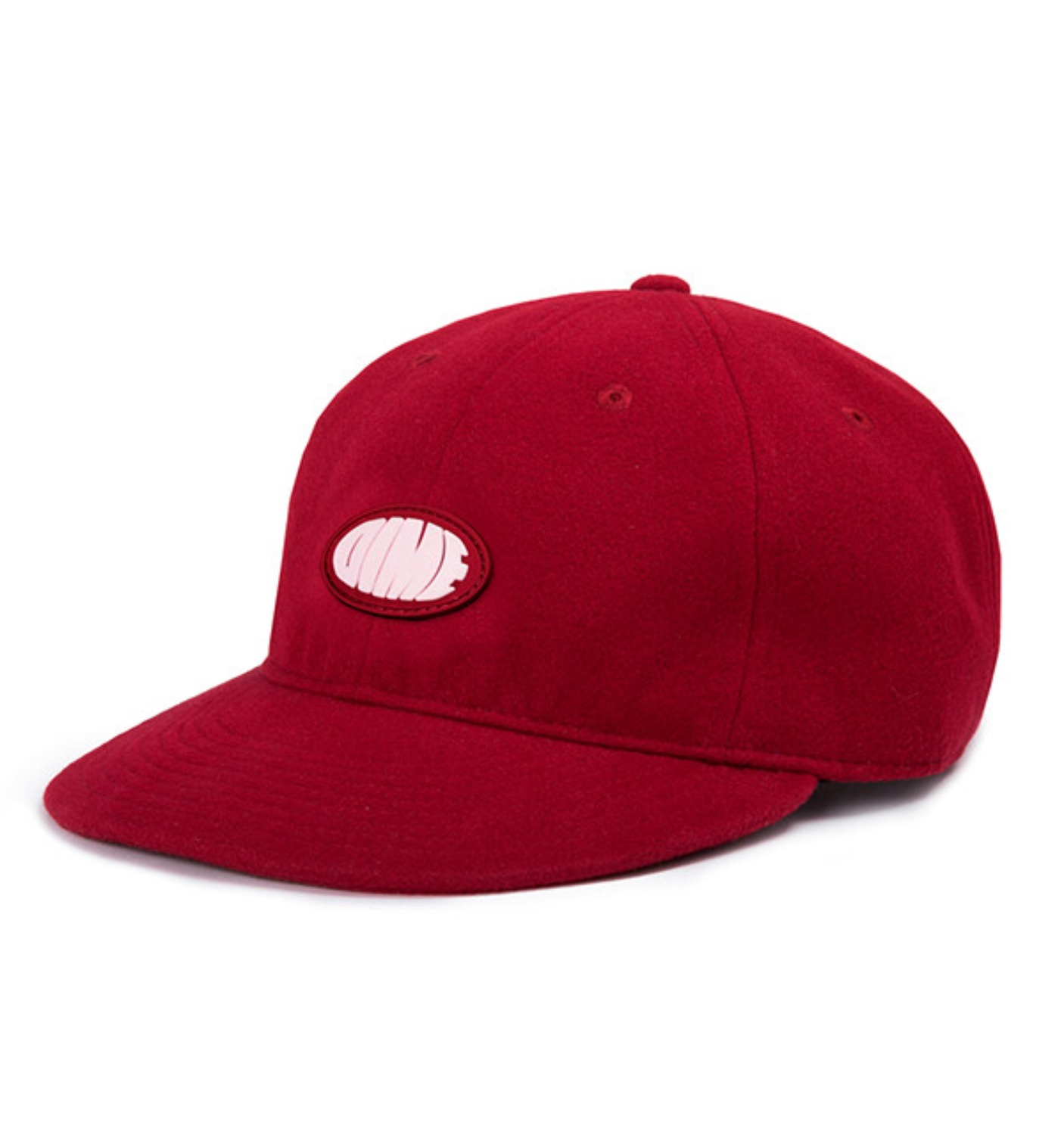 POLAR FLEECE CAP RED