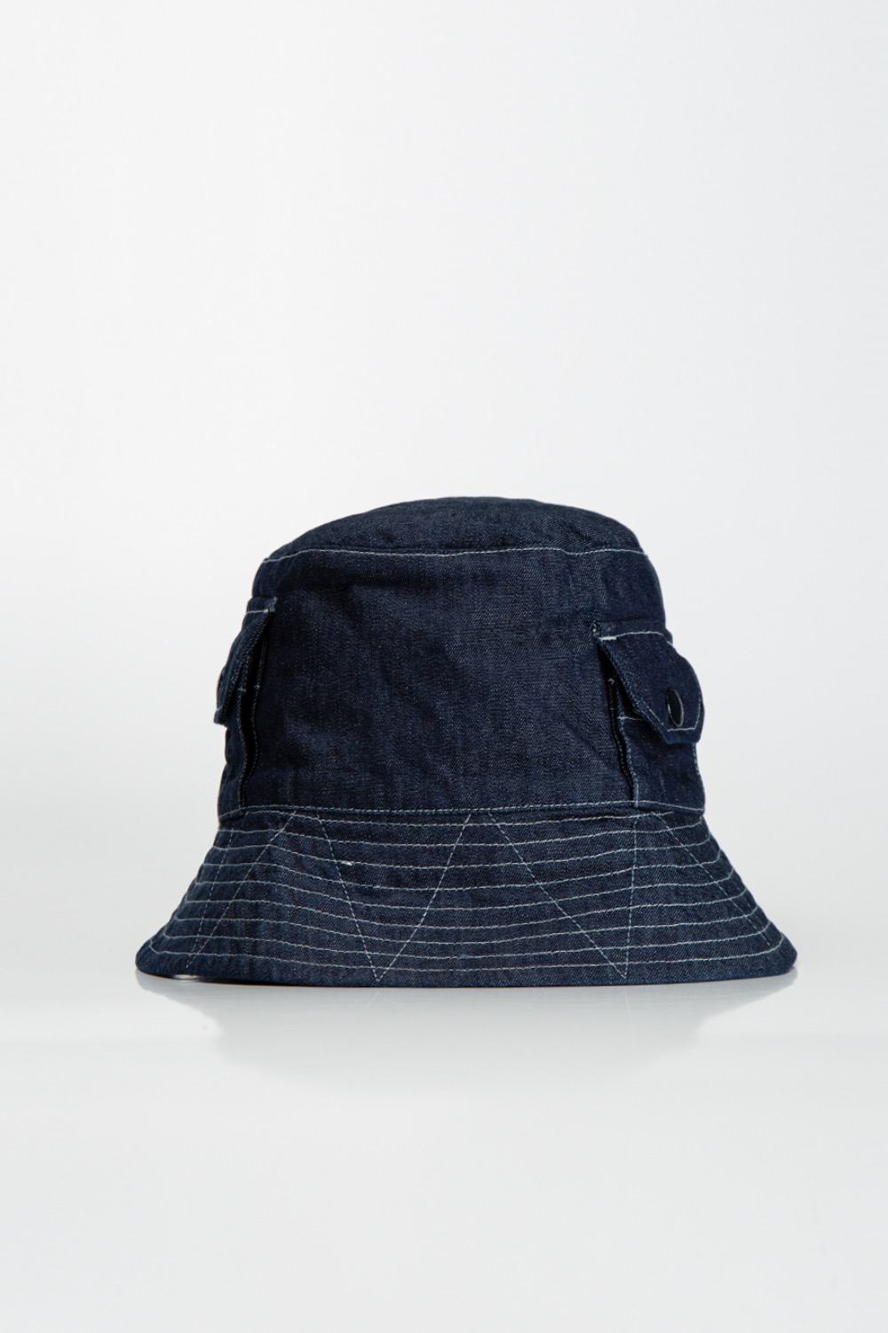 EXPLORER HAT INDIGO 8OZ CONE DENIM
