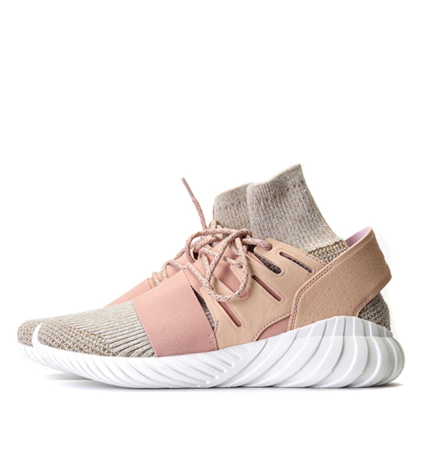 TUBULAR DOOM PK PALE NUDE/BLISS/VINTAGE WHITE(BB2390)