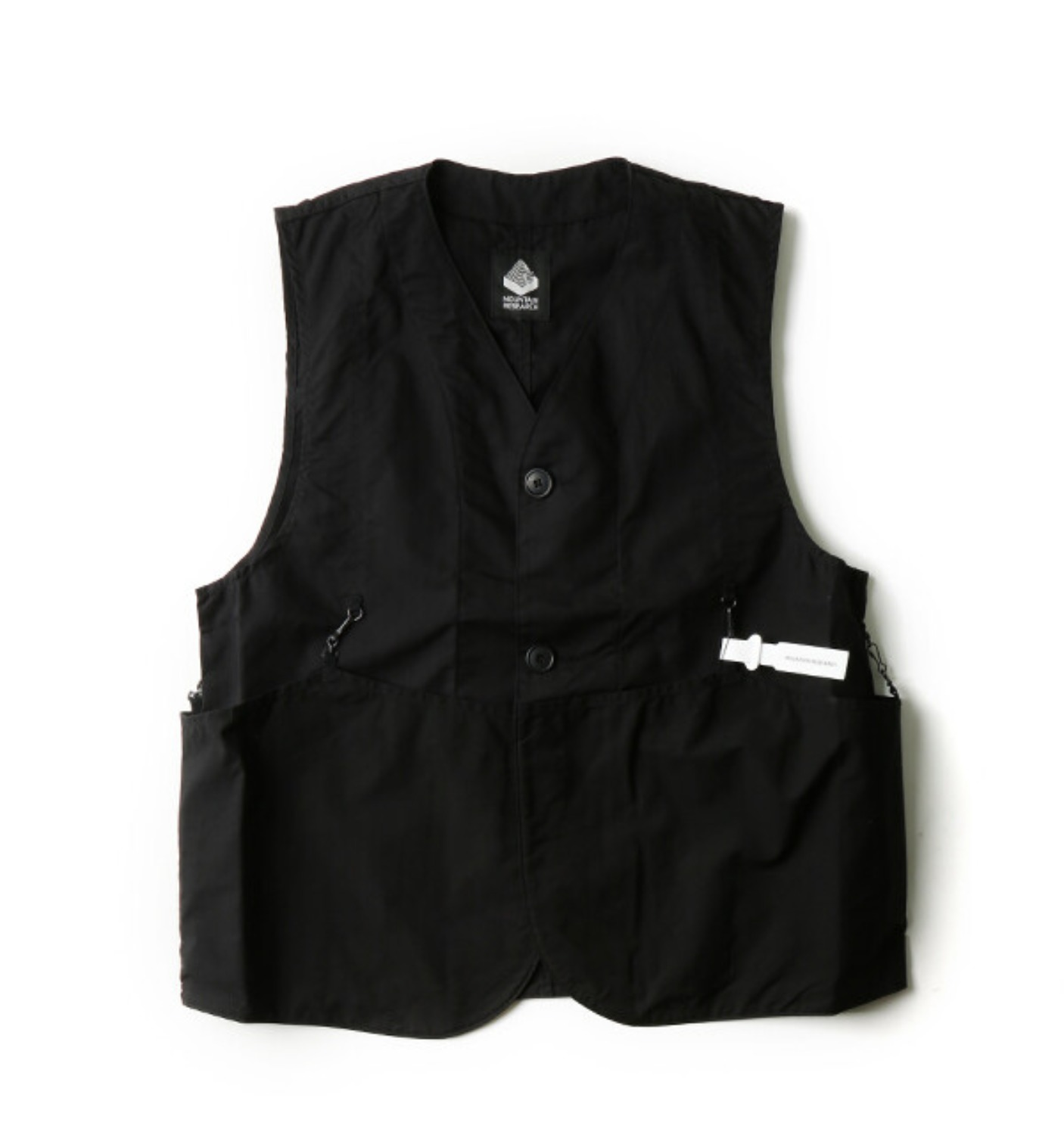 FLOWER CARRIER VEST BLACK(2575)