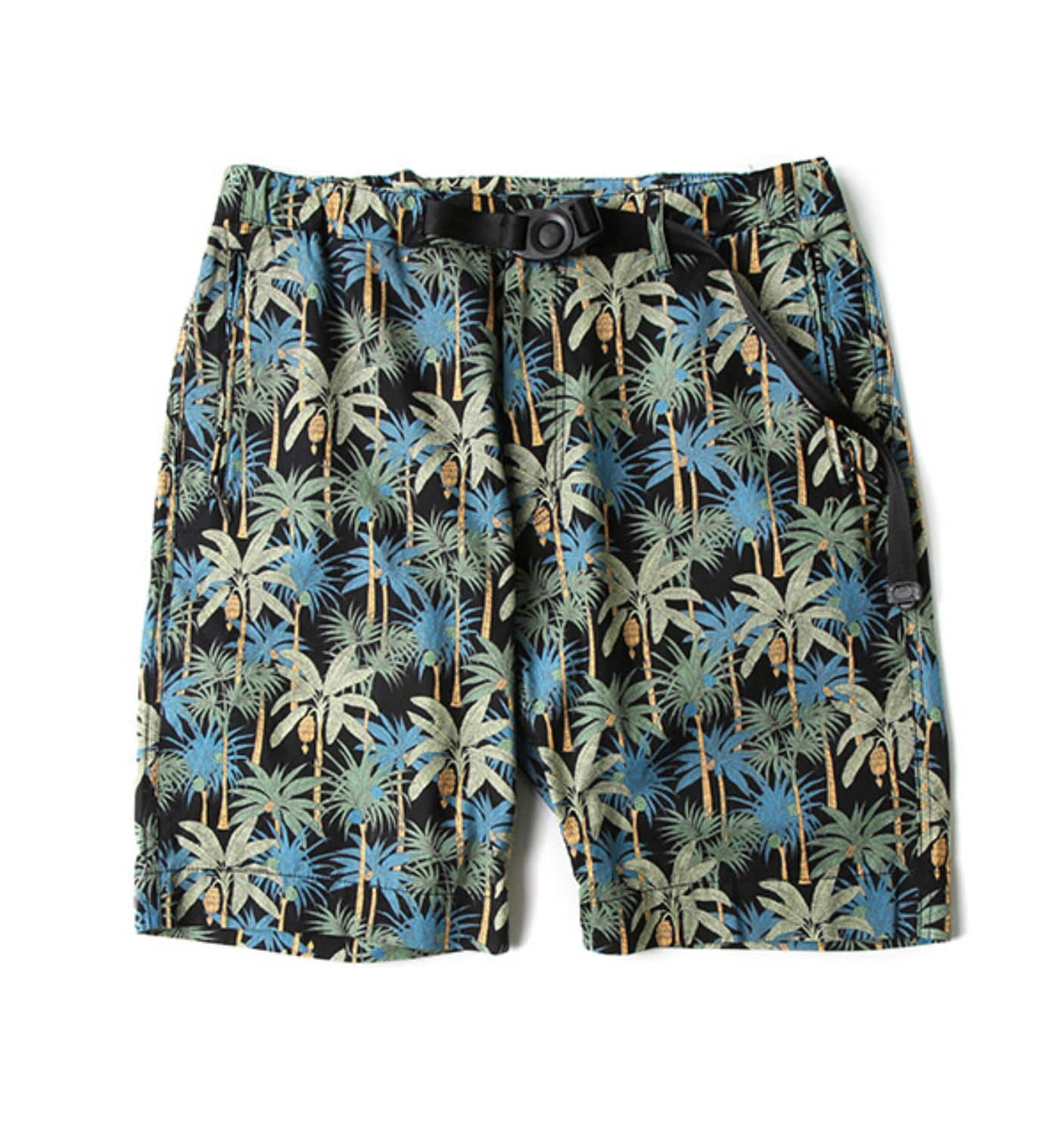 CLIMBING SHORTS BLACK HAWAII