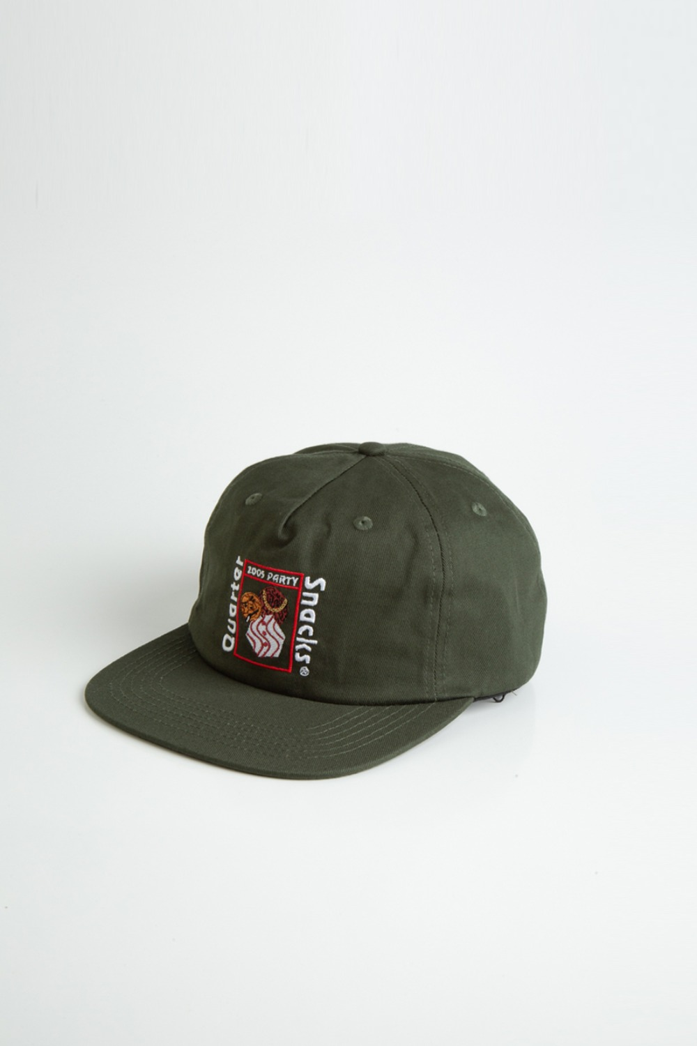 PARTY CAP FOREST GREEN