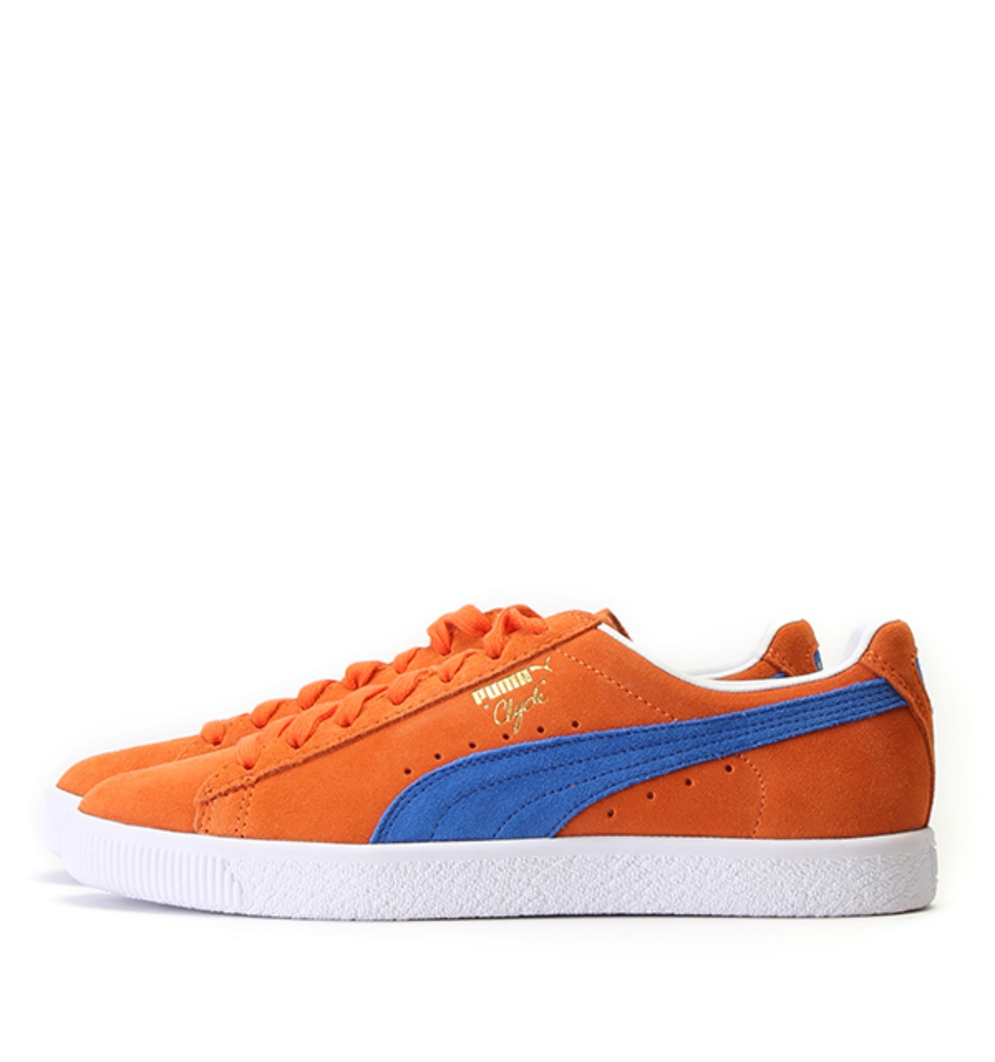 CLYDE NYC VIBRANT ORANGE/PUMA ROYAL(3613550)