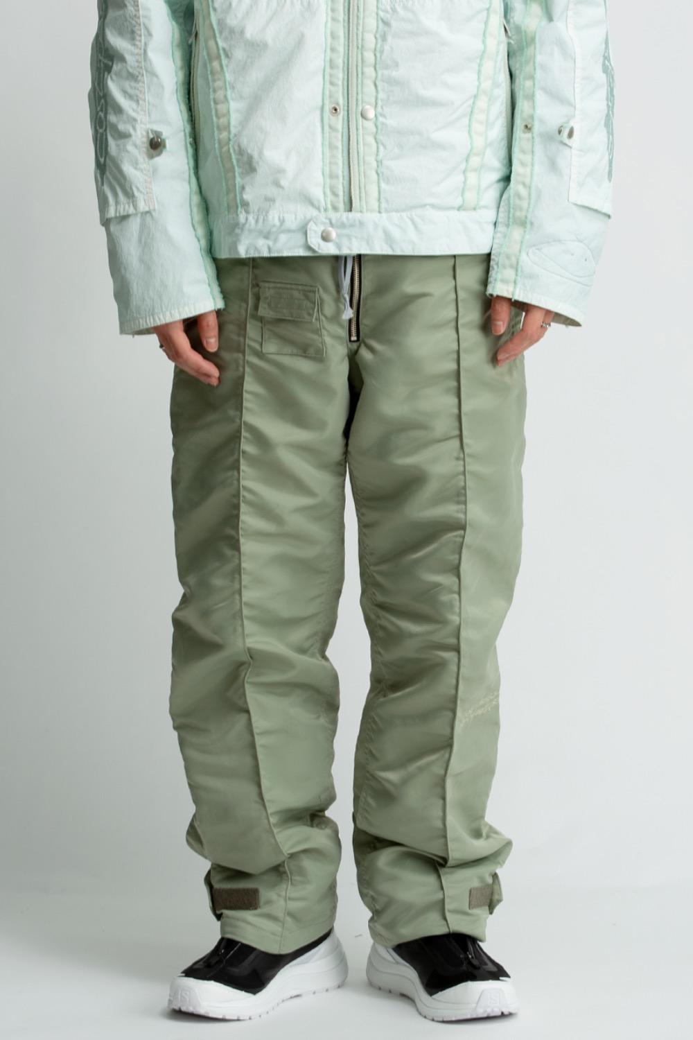 400 SNOW PANTS GREEN