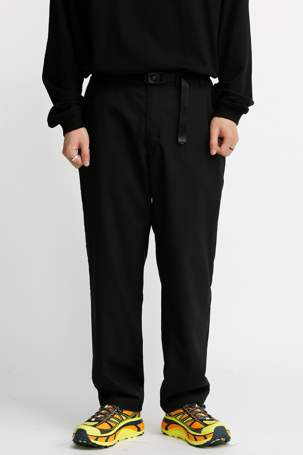 FUNCTIONAL PANTS / BLACK