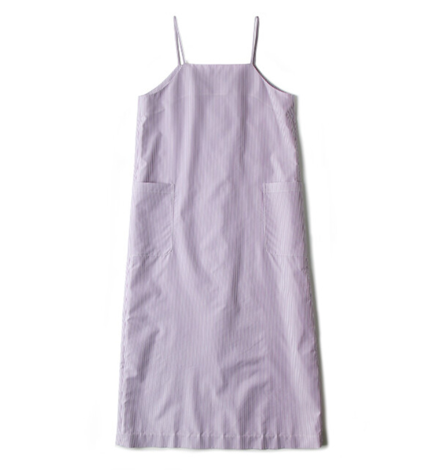 SLIP DRESS PURPLE STRIPE(DR05)