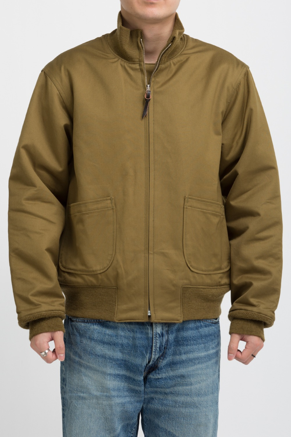JACKET, COMBAT, WINTER SPEC NO.26 KHAKI