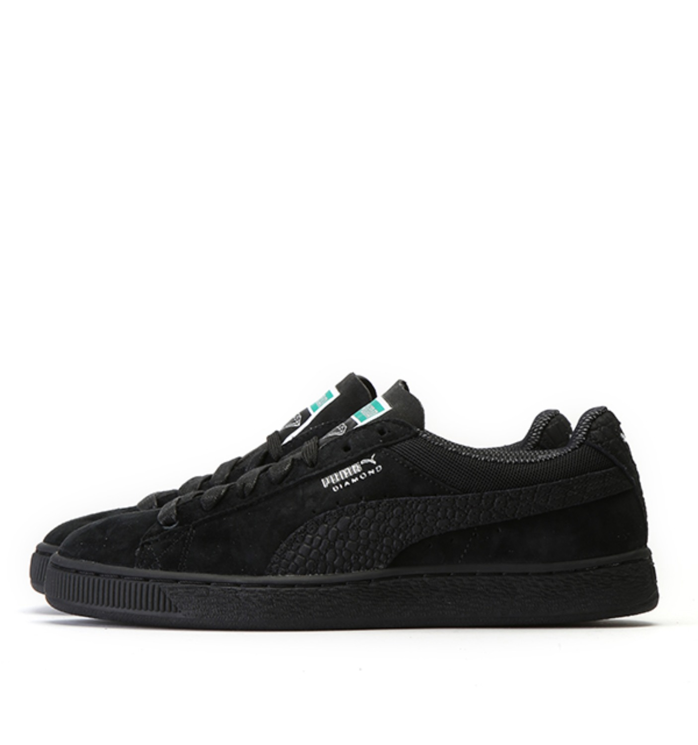 CLASSIC X DIAMOND SUPPLY PUMA BLACK(36300)