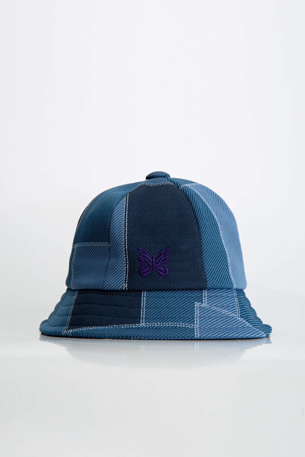 NEEDLES BERMUDA HAT - POLY JQ PATCHWORK