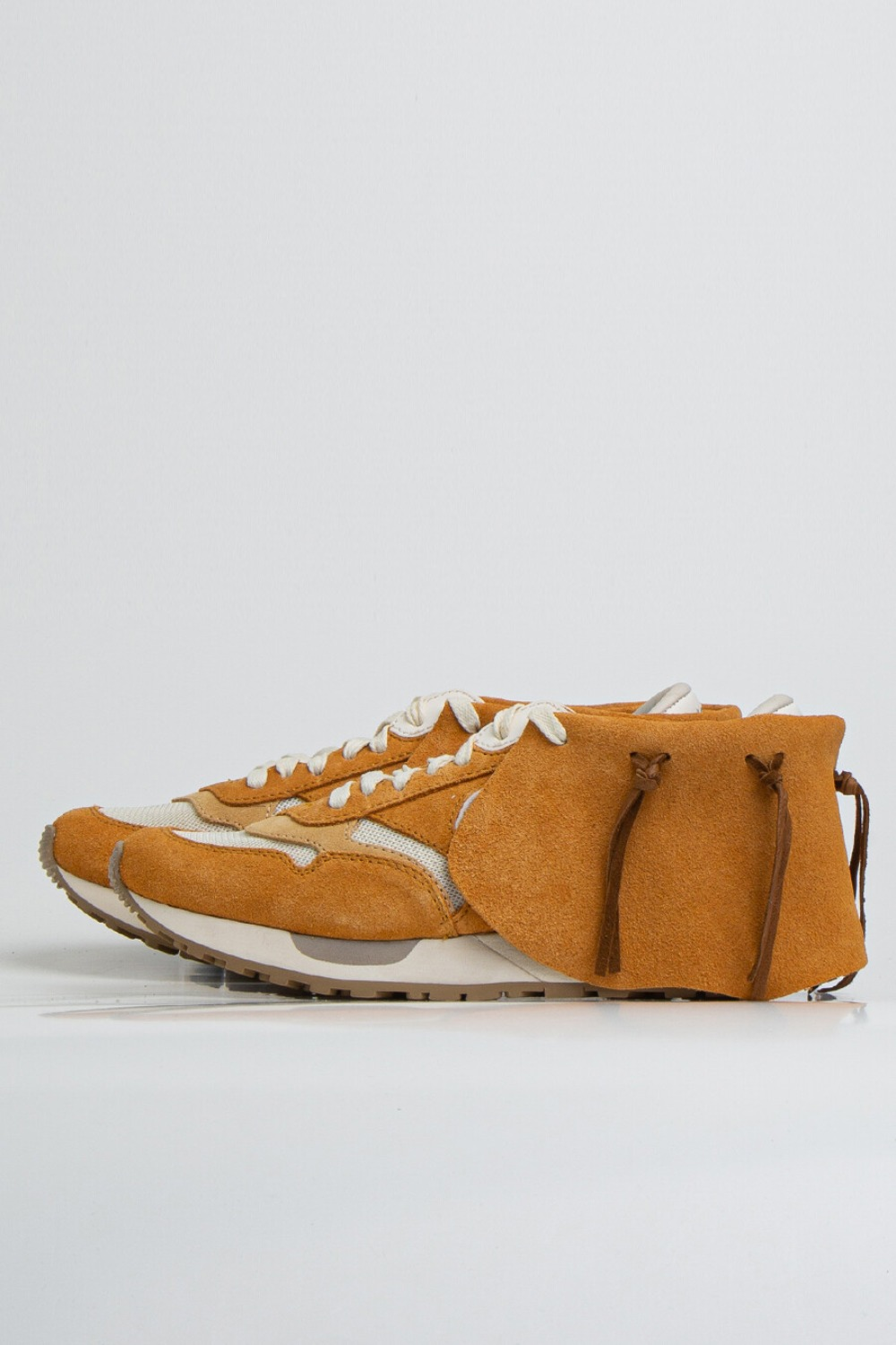 RONALD LHAMO JOGGER LIGHT BROWN