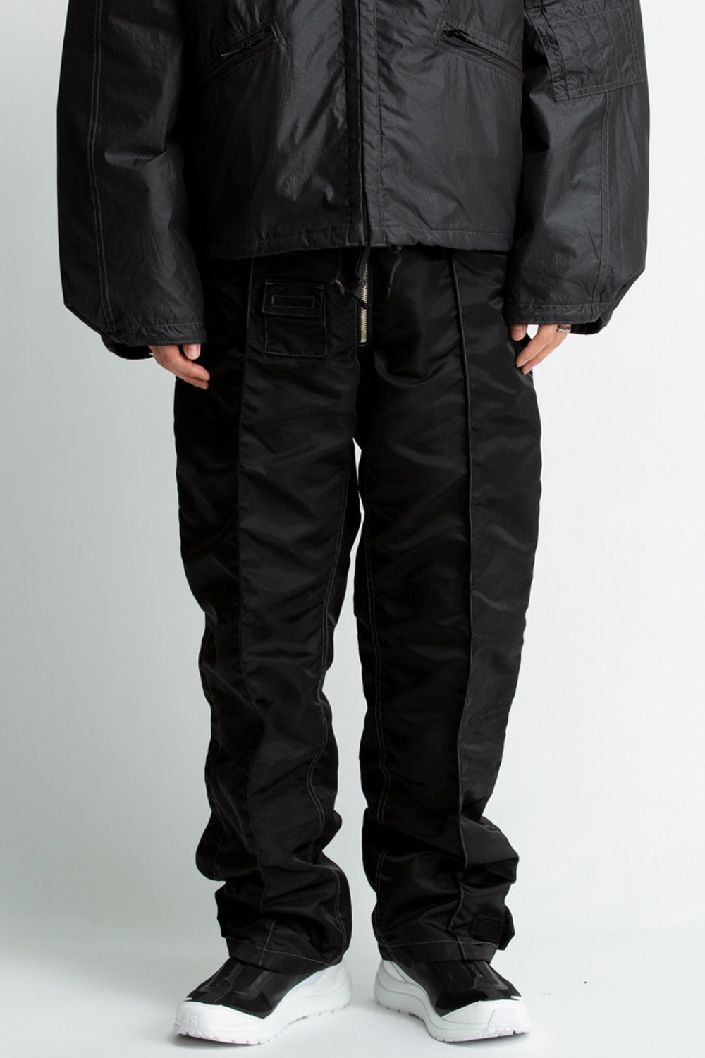 400 SNOW PANTS BLACK
