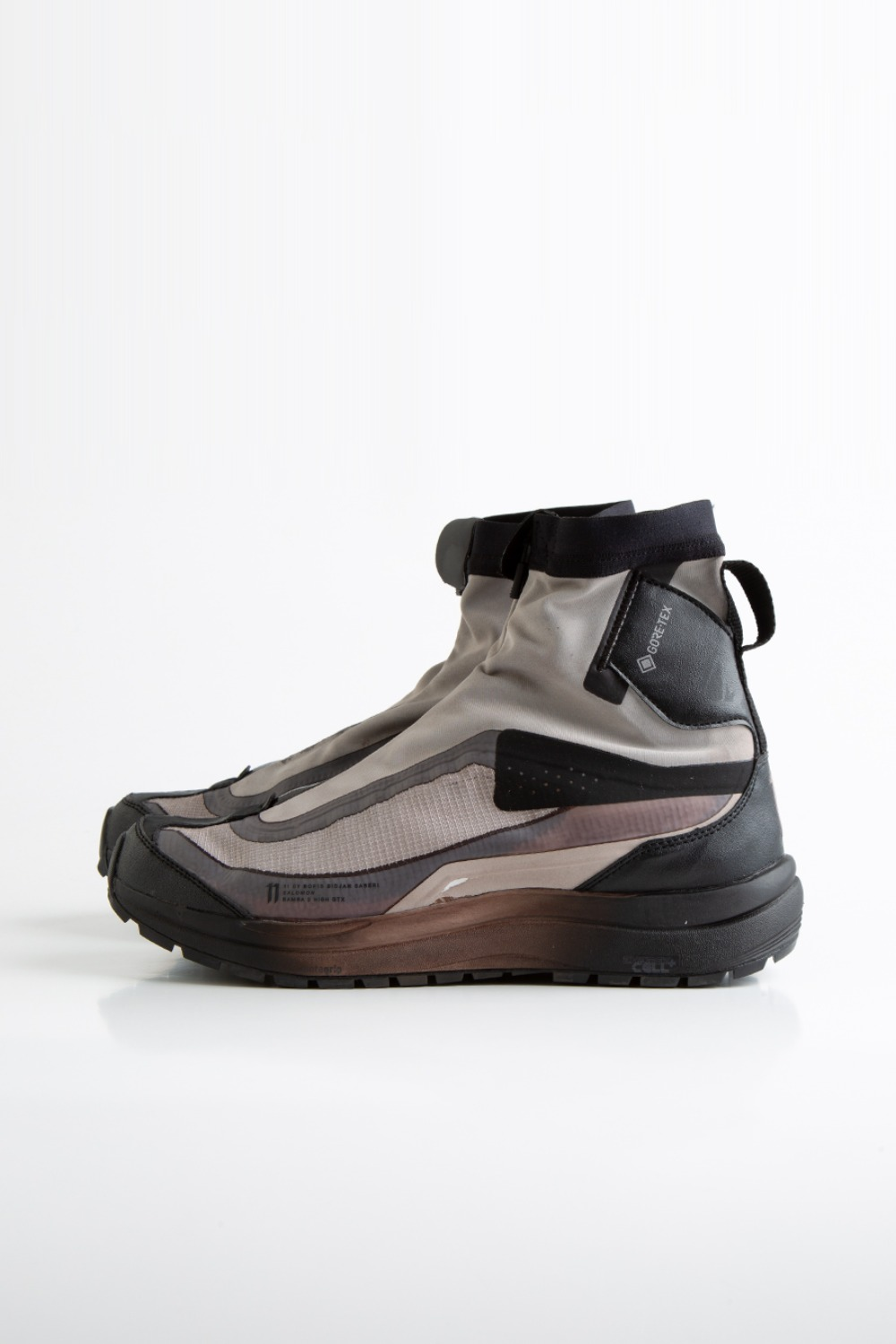 BAMBA2 HIGH GORE-TEX DIRTY GREY