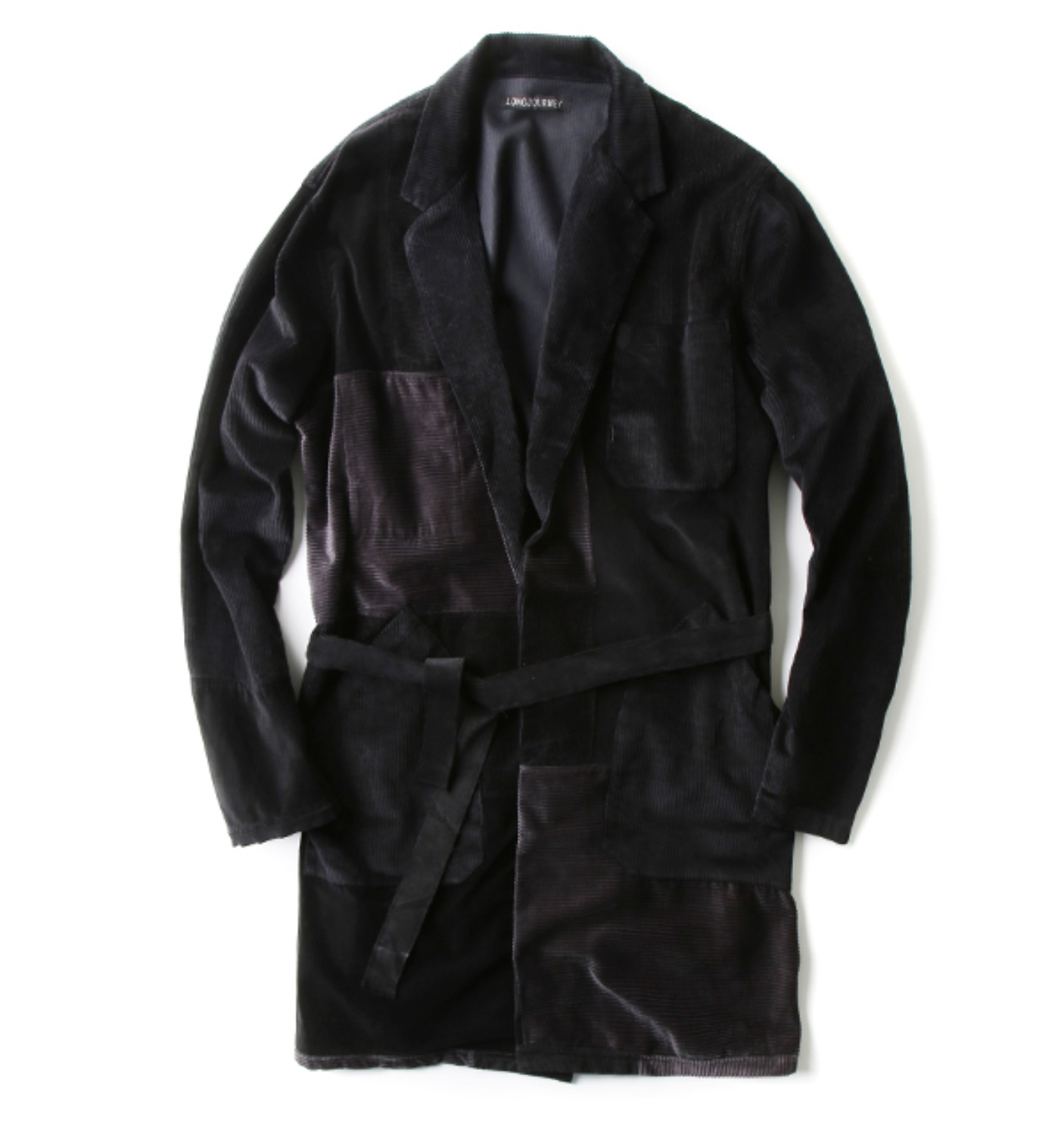 MECHANICS COAT BLACK(LJFW1649)