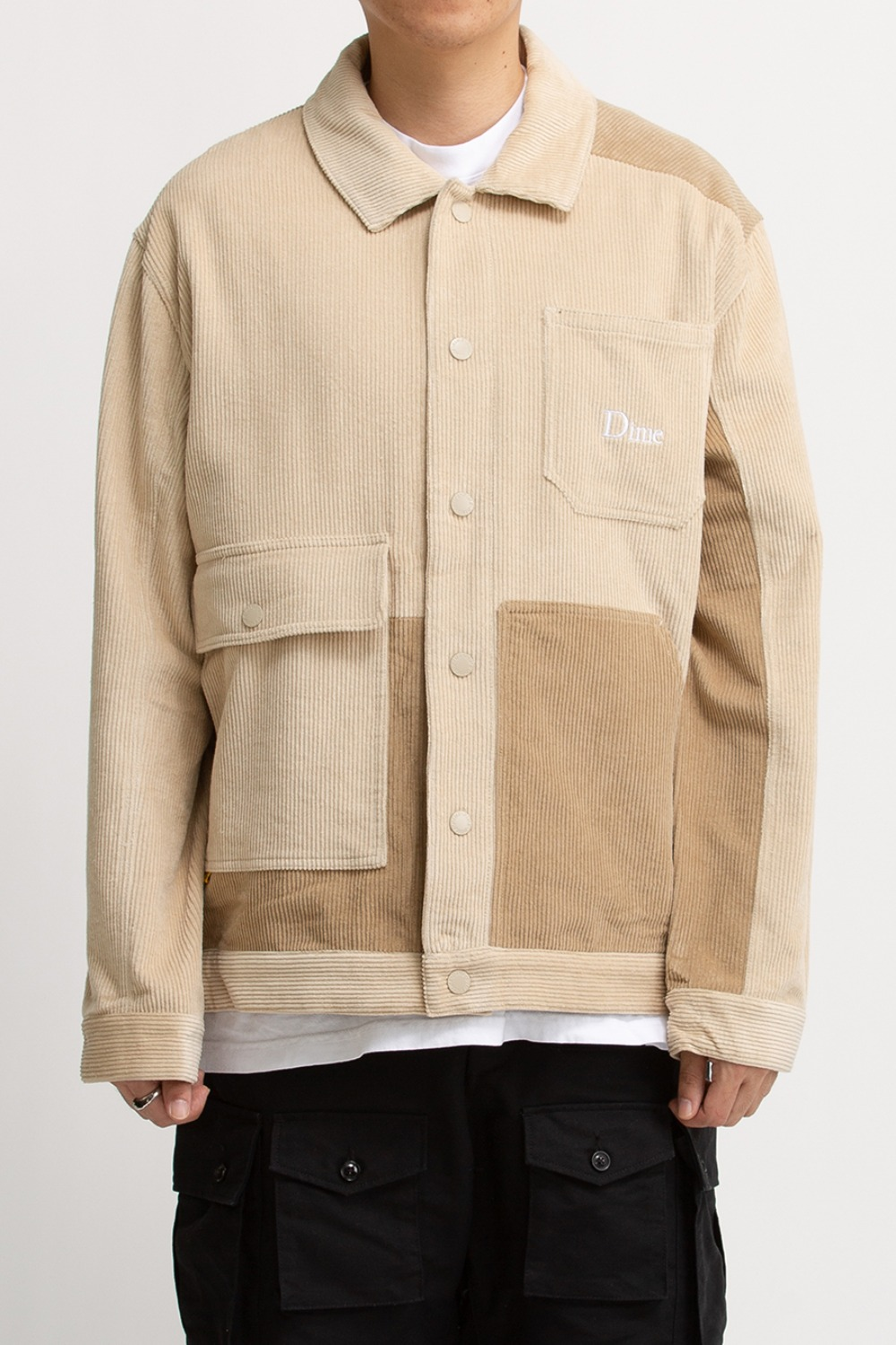 CORDUROY JACKET CREAM