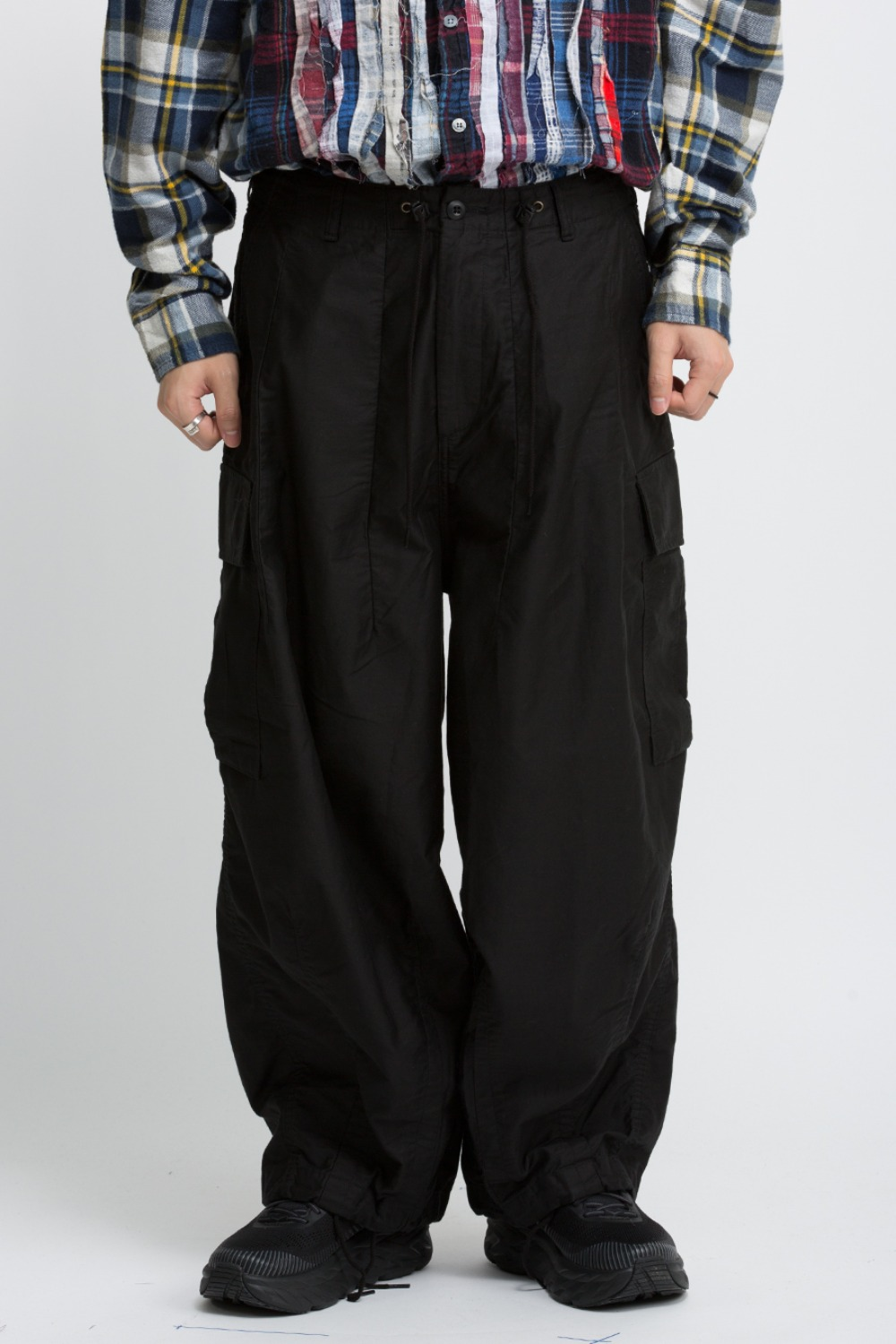H.D. PANTS BDU BLACK