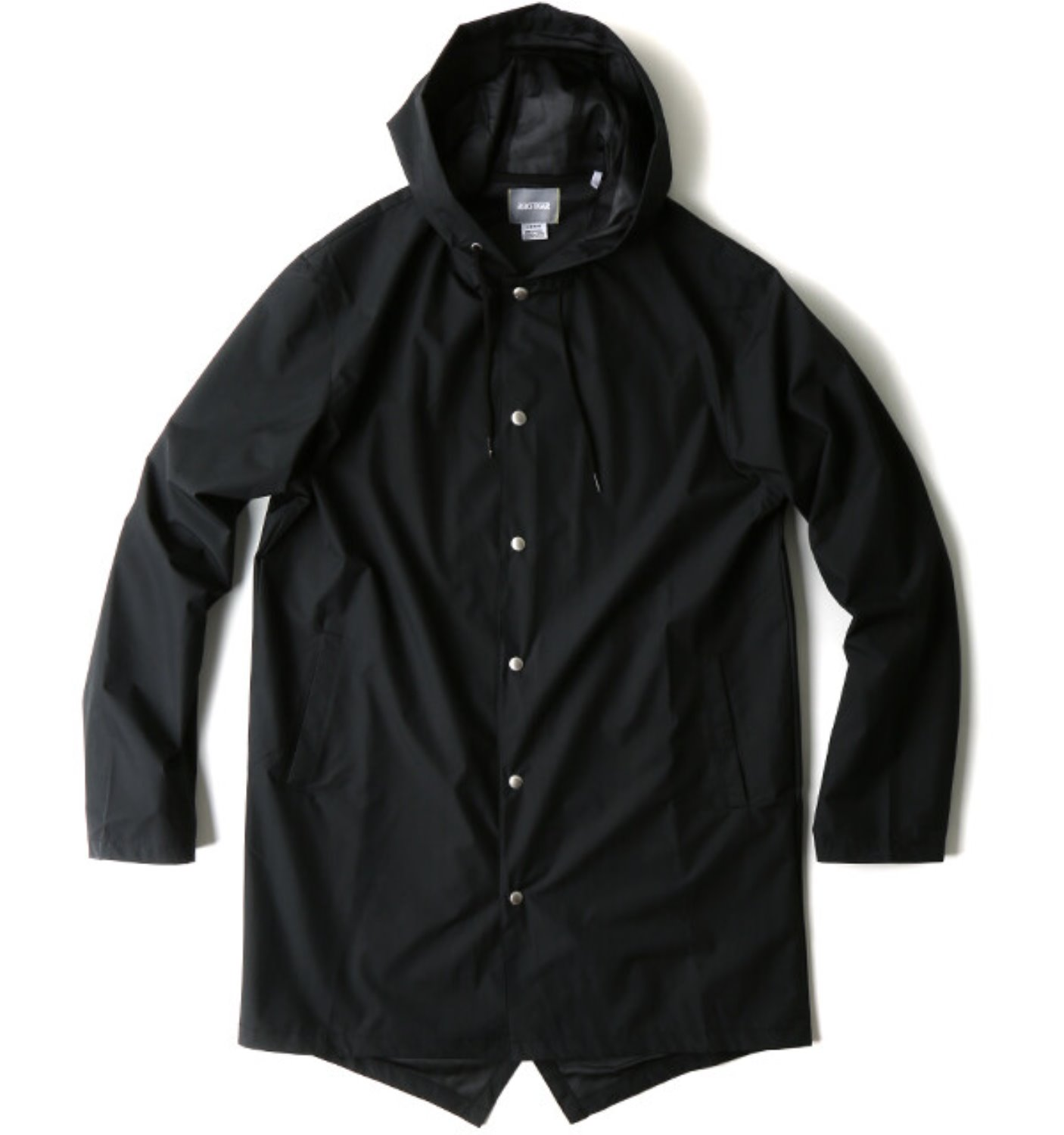 BL LONG COACH JKT BLACK
