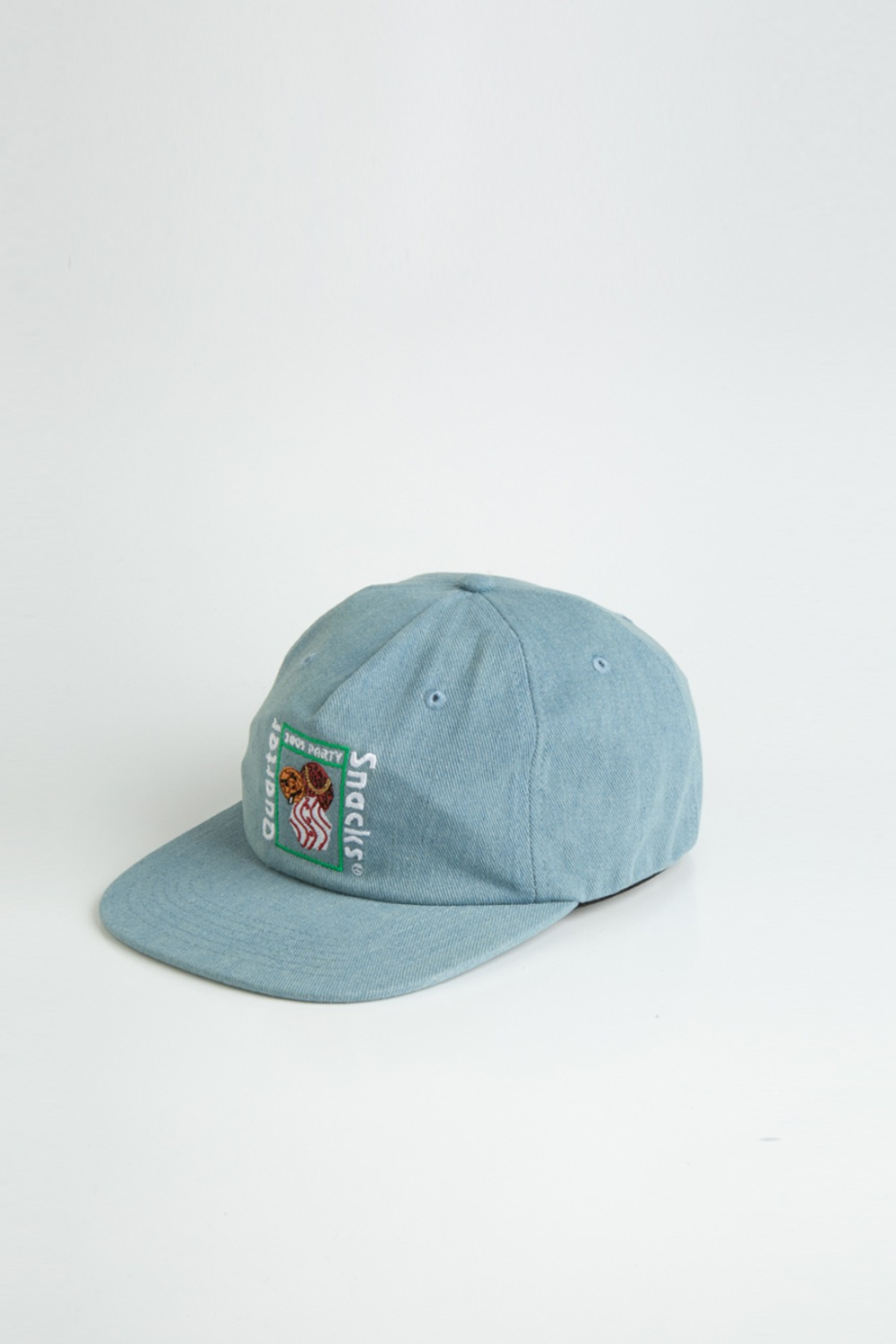 PARTY CAP LIGHT DENIM