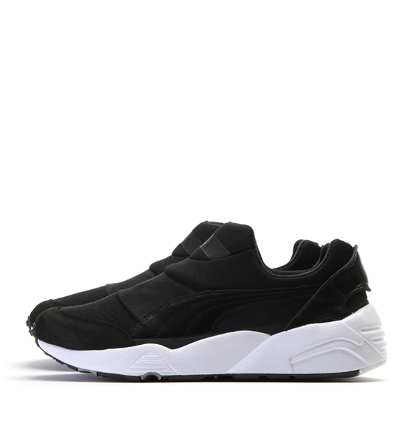 Trinomic Sock NM x Stampd Puma Black Puma White