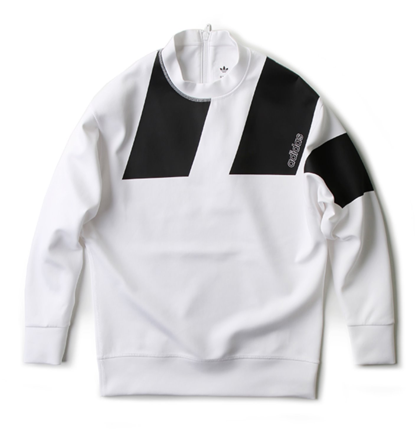 HY CREW SWEAT WHITE(AZ3167)