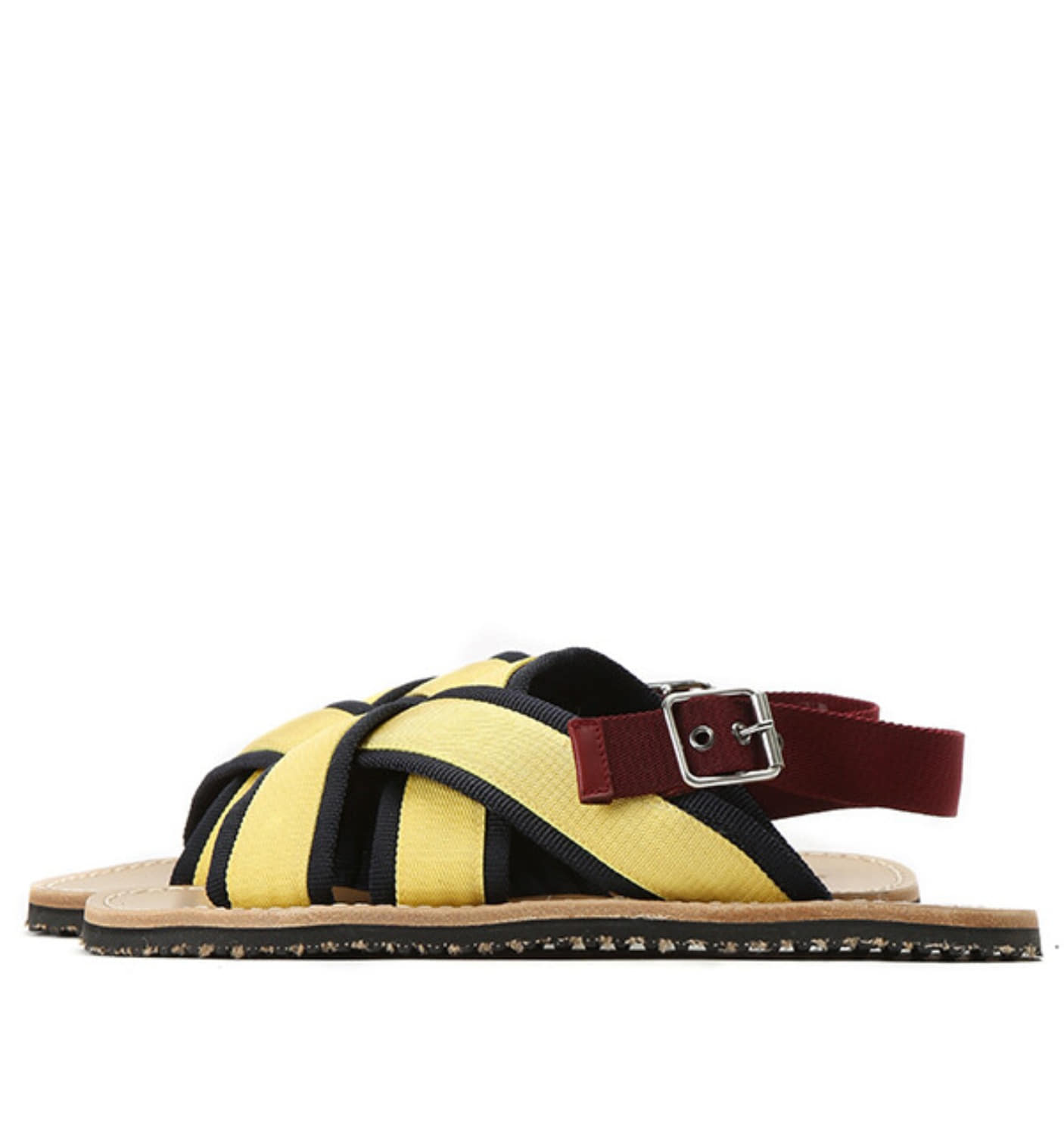 SANDAL NAVY/YELLOW(SAMRYWP02448702)
