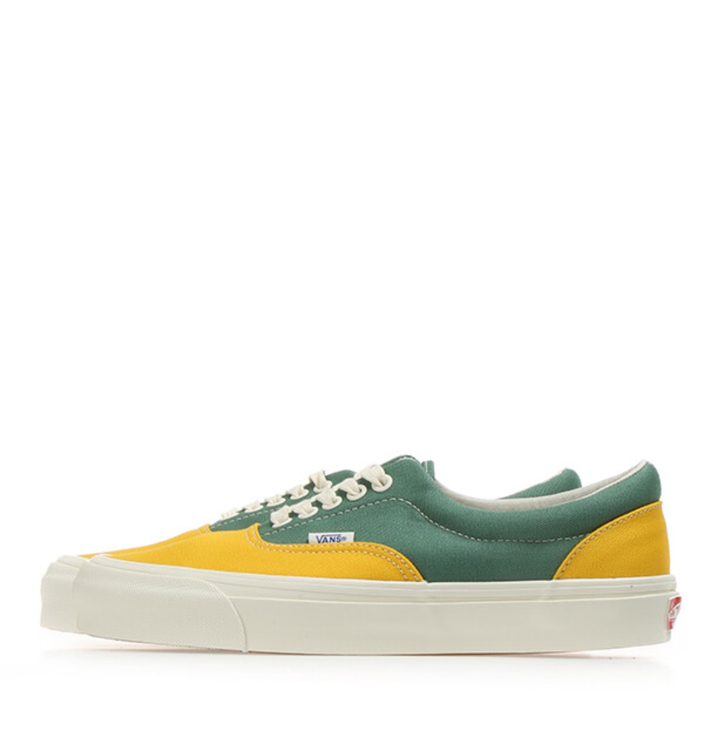 OG ERA LX(CANVAS) OLD GOLD/FIR