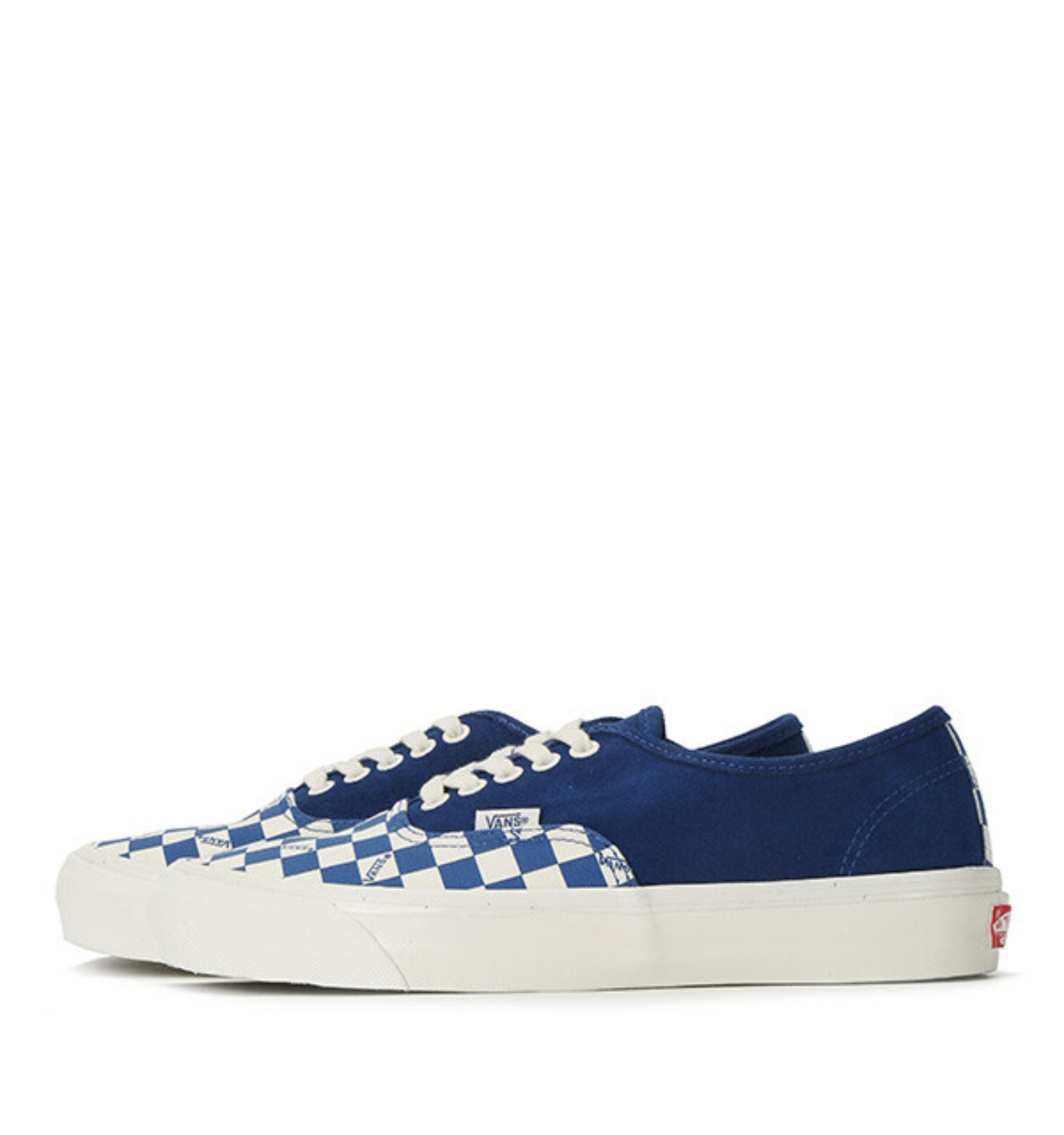 OG AUTHENTIC LX(SUEDE/CANVAS) TRUE BLUE/CHECKERBOARD