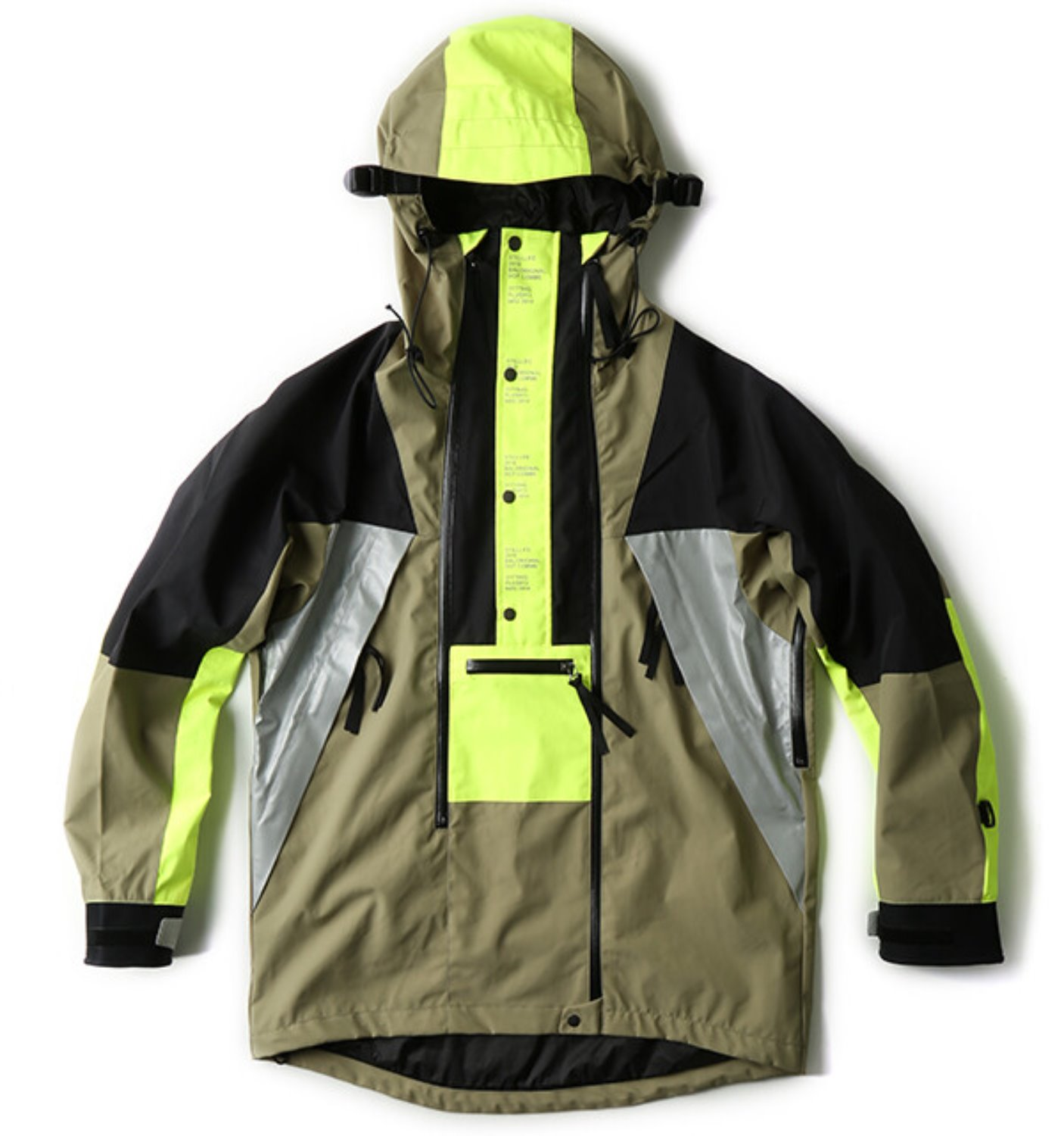 EXTREME MOUNTAIN JACKET KHAKI