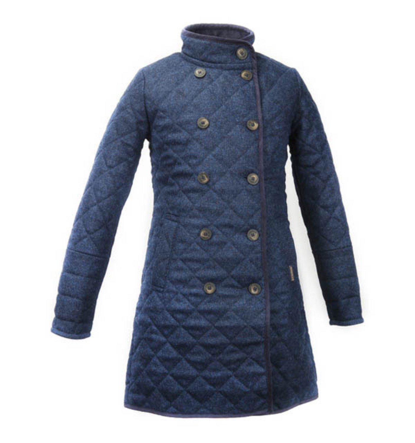 ASHLEY WOOL NAVY