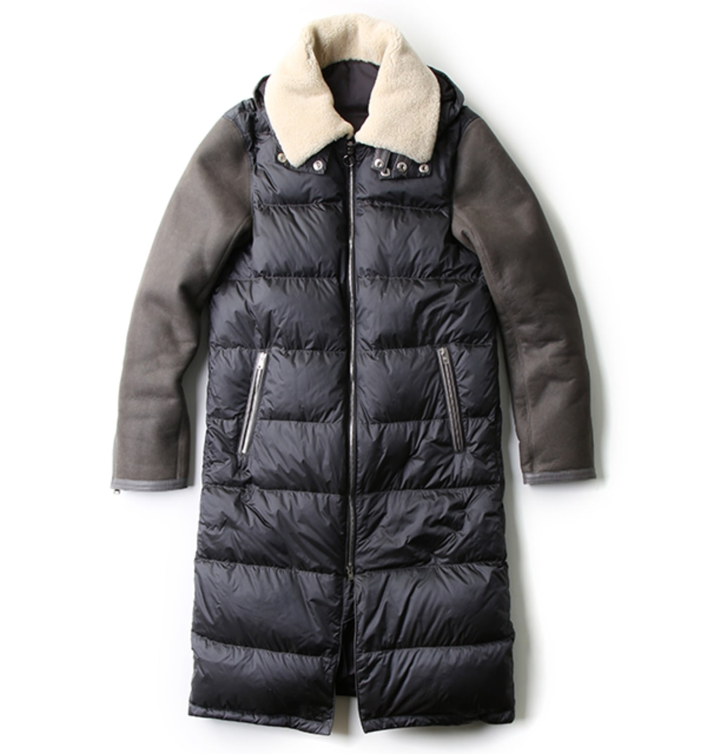 SHEARLING DOWN COAT(WOWF16TC13)