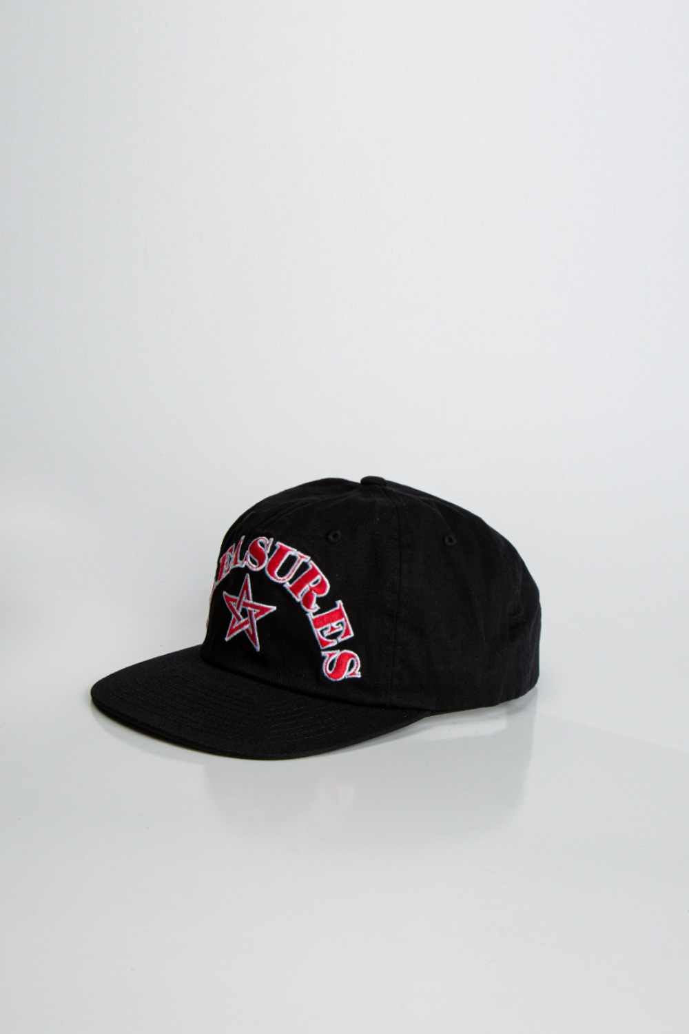 TEAM SNAPBACK HAT BLACK