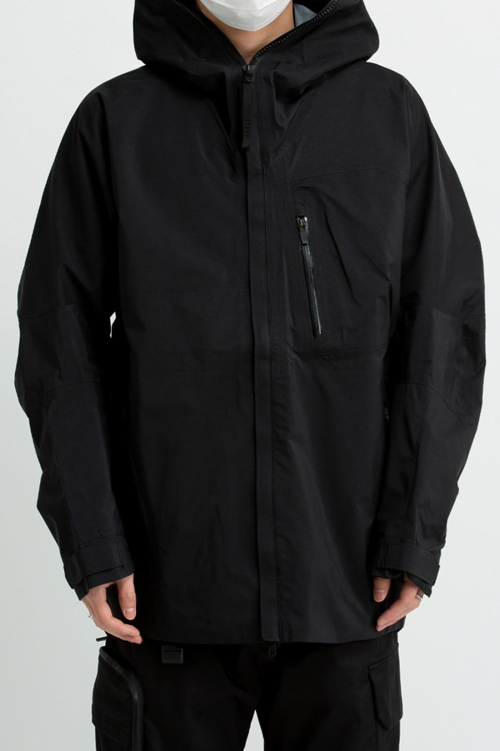 STORM BREAKER JACKET(ZYJGX21001) BLACK