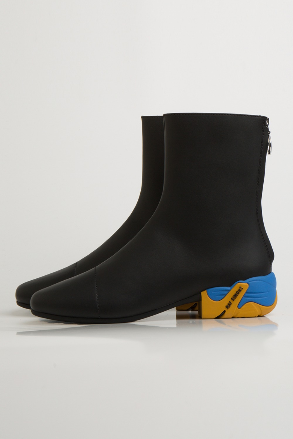 SOLARIS-2 HIGH 202-984 LEATHER BLACK/BLUE/YELLOW