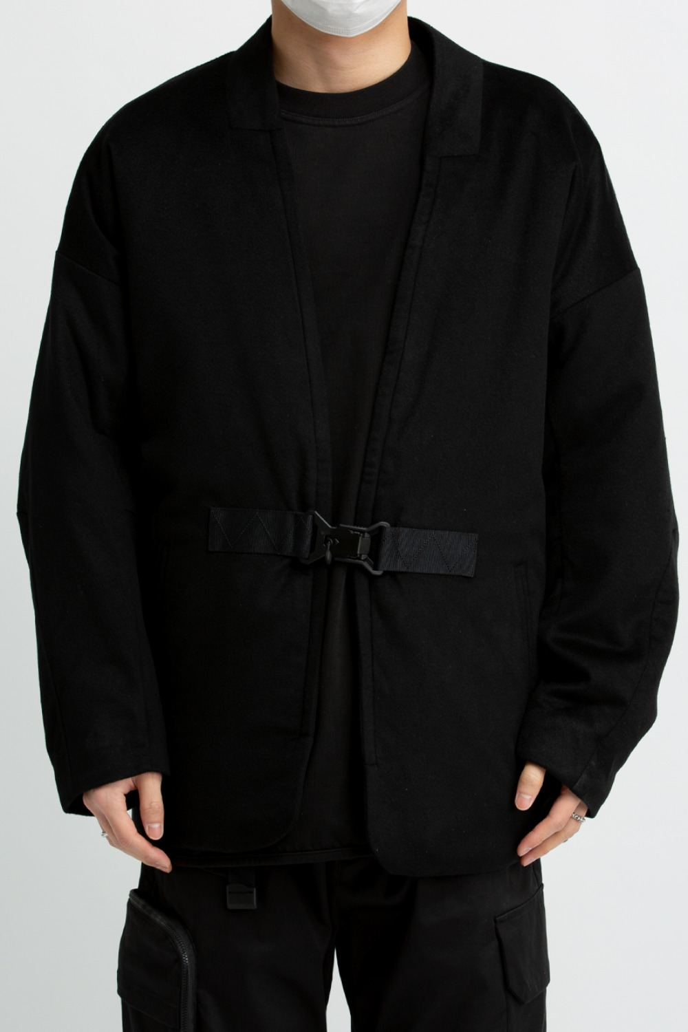 THERMAL DEFENDER COAT(ZYJDX21002) BLACK