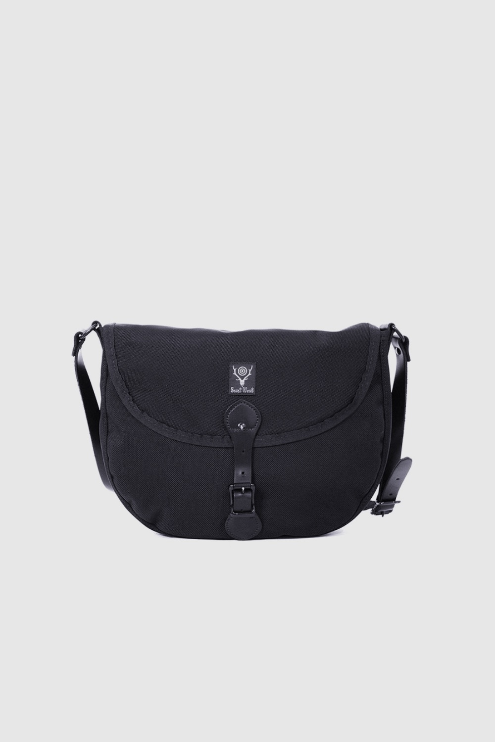 LARGE BINOCULAR BAG BLACK BALISTIC