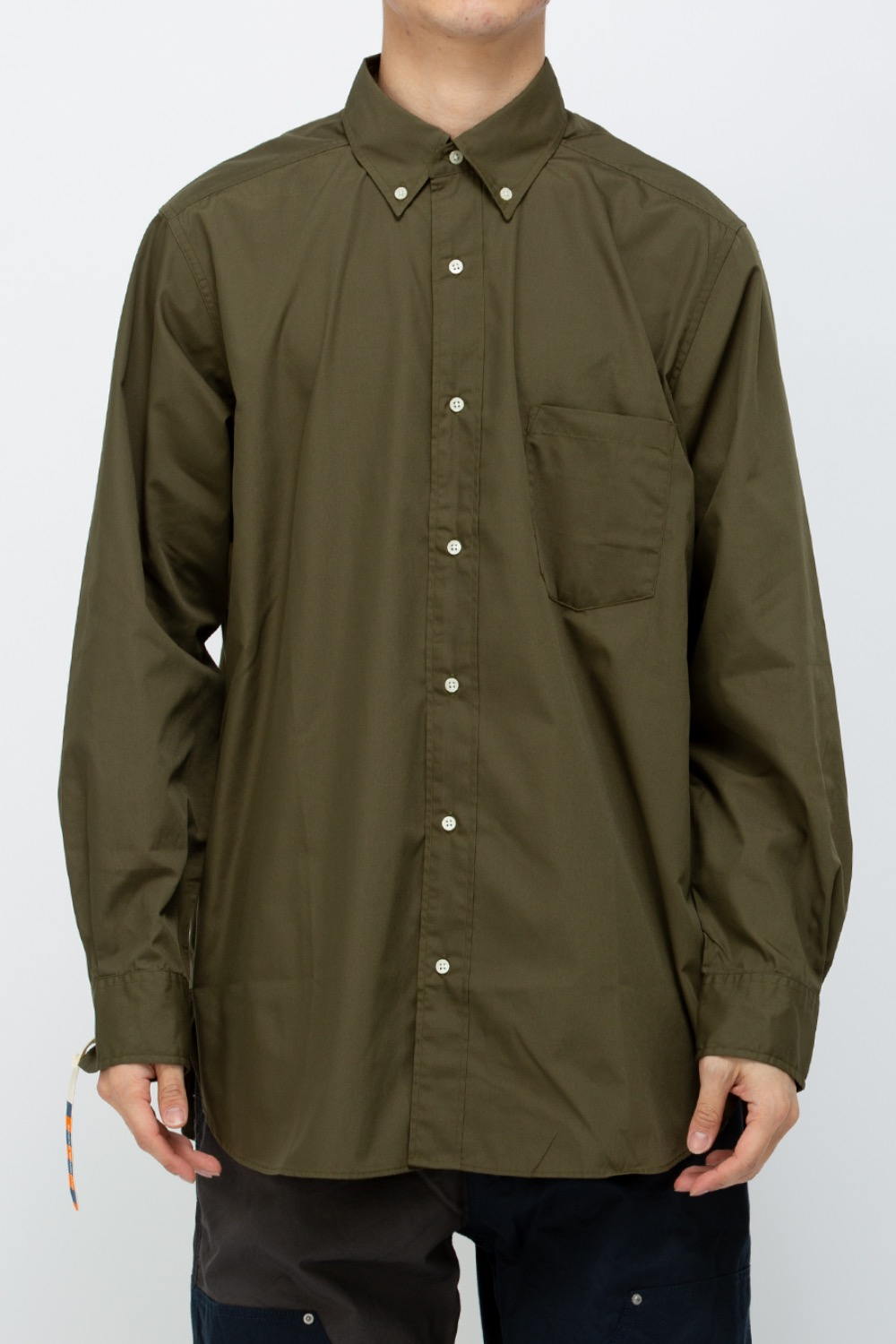 BACK CROSS SHIRT KHAKI