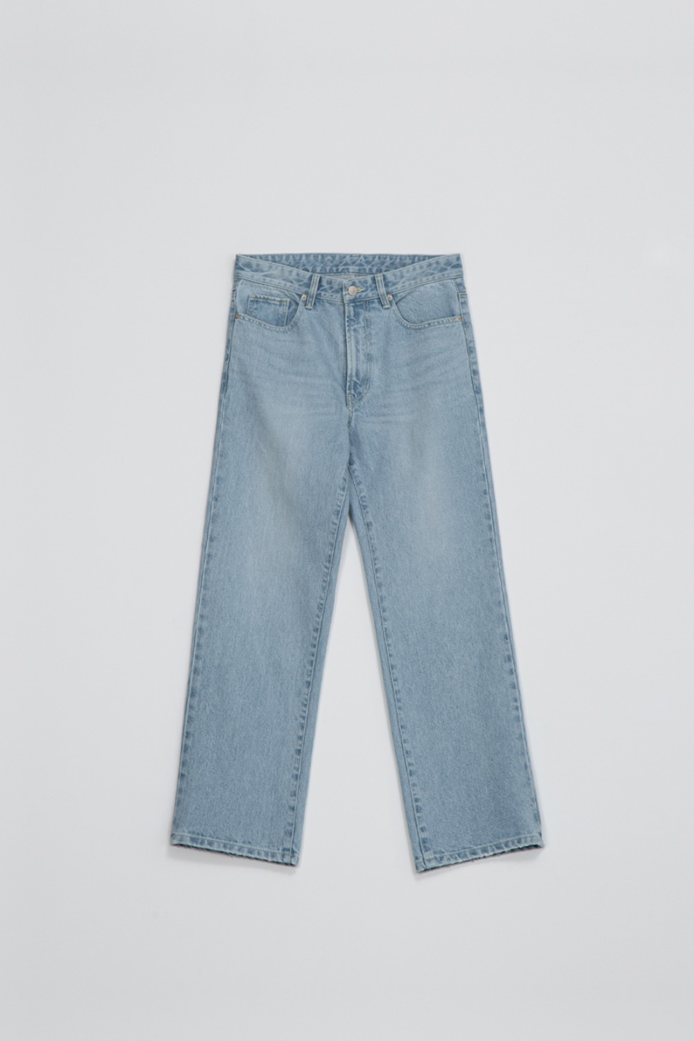 MATIN LOWRISE BOYFREINDS FIT JEAN - ICED BLUE