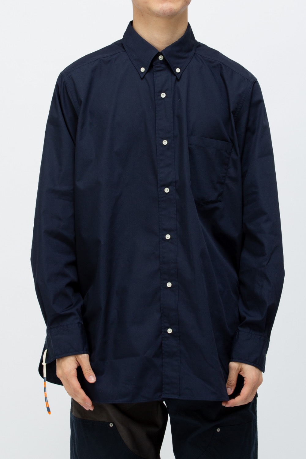 BACK CROSS SHIRT NAVY